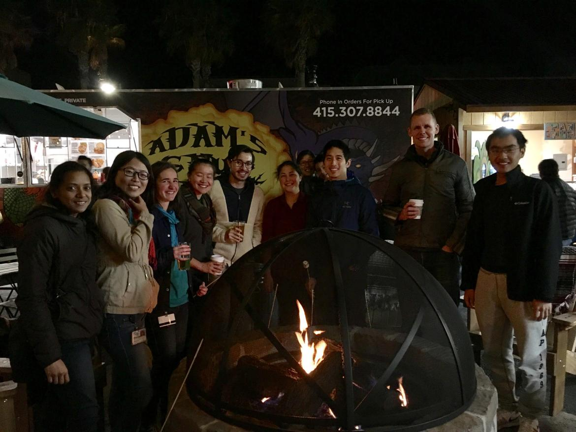 Kampmann Lab S'mores