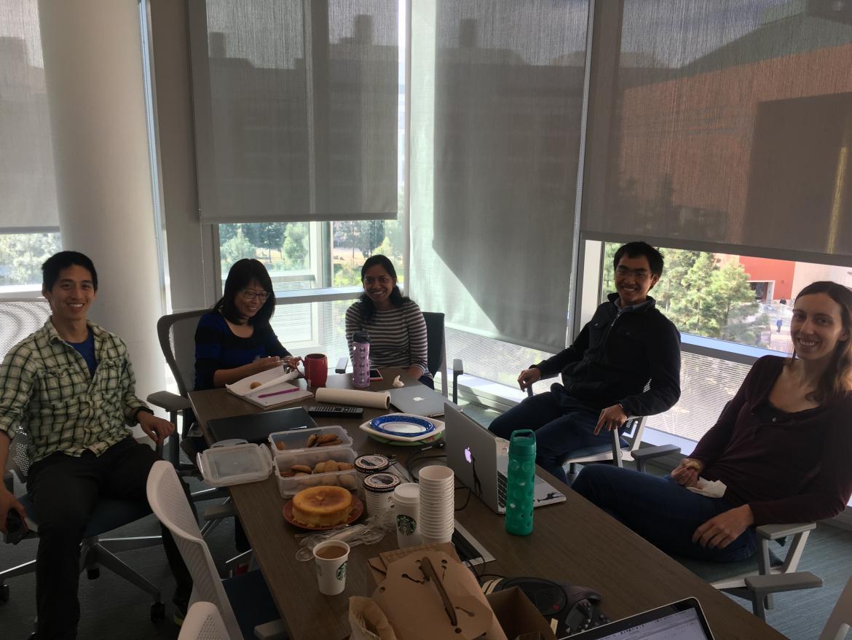 Kampmann lab group meeting