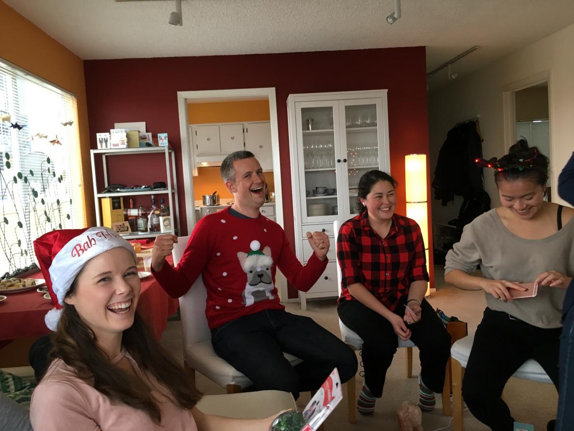 Kampmann Lab Holiday 2017