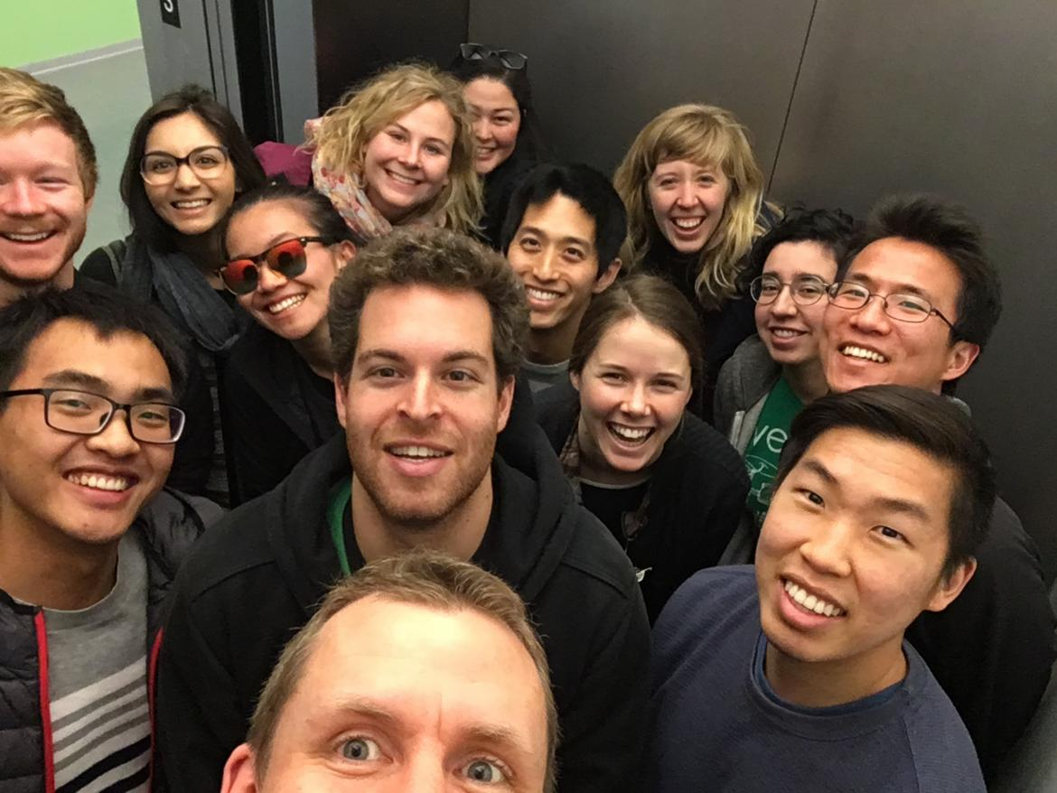 Kampmann lab fun