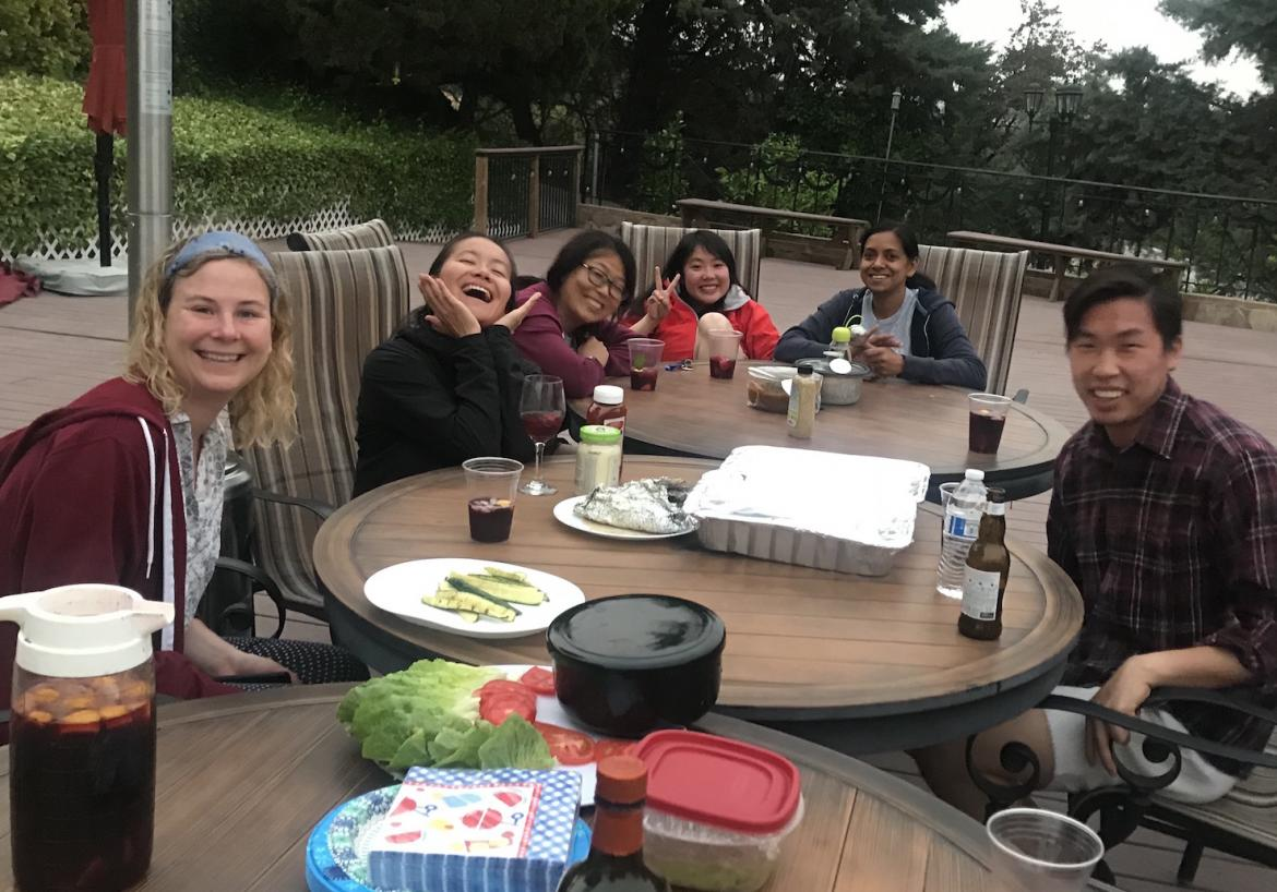 Kampmann Lab Retreat 2018