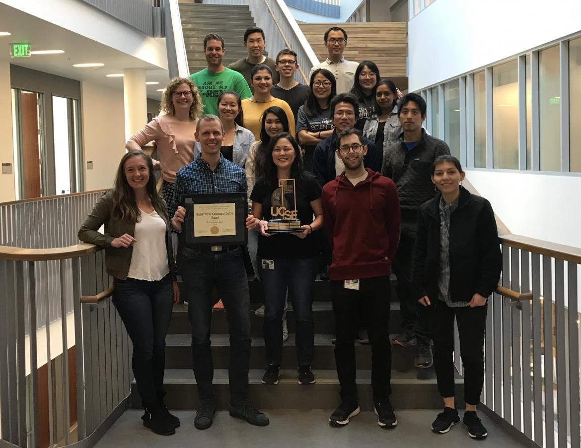 Kampmann Lab Excellence in Safety Award
