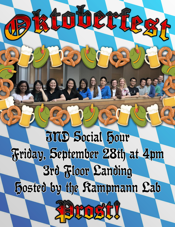 Kampmann Lab Oktoberfest