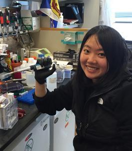 Emmy Li, Kampmann Lab