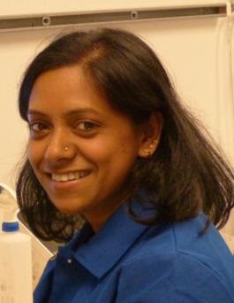 Poornima Ramkumar, Kampmann lab