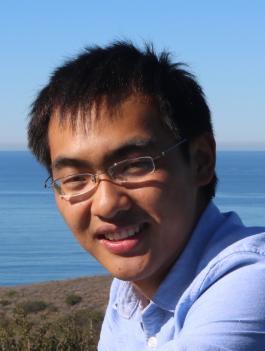 Ruilin Tian, Kampmann lab, UCSF