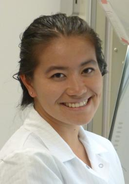 Stephanie See, Kampmann lab